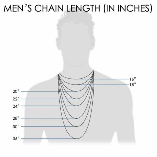 14K Yellow Gold 3.2mm Diamond Cut Pave Solid Cuban Curb Link Chain 16 - 26  - $379.00