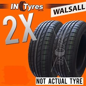 2x 205/50R16 Budget Tyres 205 50 16 Fitting Available