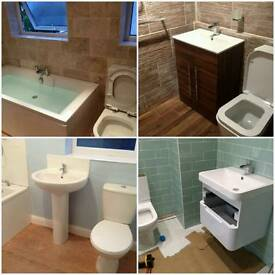 Plumbing, gas, heating, bathrooms, tiling, kitchens