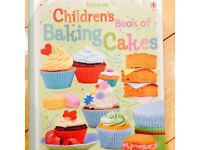 Children's book of baking cakes - brand new!