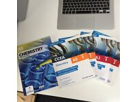 CCEA AS and A2 Chemistry Textbooks/ Revision Guides