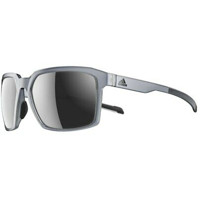 Adidas Evolver AD4475 6500 Grey Transparent/Chrome (Sunglasses Adidas)