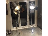 Stunning Studio Floor Lights