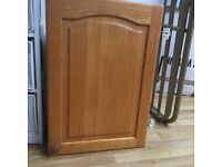 A range of solid wood kitchen doors for sale (all sizes)