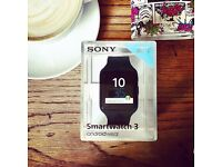 Sony Smartwatch III - excellent condition, Android Compatible
