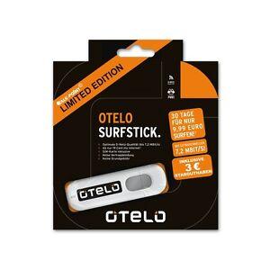 otelo E303 Surfstick 7,2 MBit Limited Edition Prepaid/Vodafone-Netz