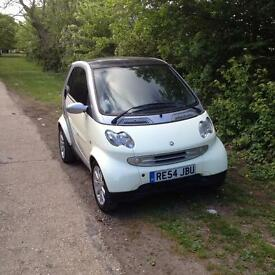 Smart car for four passion