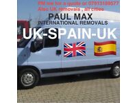 Spain-UK removals
