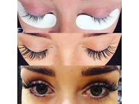 Eyelashes and hair extensions ****offer 1st -8th august *****