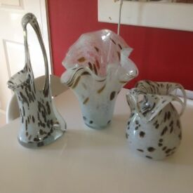 Gorgeous vases like new!