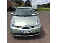 Lhd Toyota Prius imported from US but fully registered for UK use