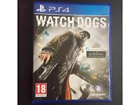 PS4 - Watch Dogs ( New Condition )