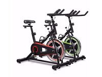 JLL IC200 Indoor Cycling exercise bike - GREEN - £90 ONO
