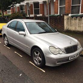 Mercedes benz c270 diesel automatic 1 owner!!! Quick sale