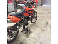 2005 KTM 250 EXC ROAD LEGAL MOTOCROSS
