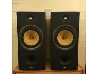 Bowers and Wilkins Stereo Speakers DM602 S3 Calvados Finish