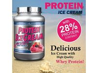 Scitec Nutrition Protein Delicious Ice Cream 1250g | Daddy Supplements