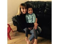 SURREY NANNY AVAILABLE - CLEANING SERVICES & BABYSITTING - SCHOOL RUNNING