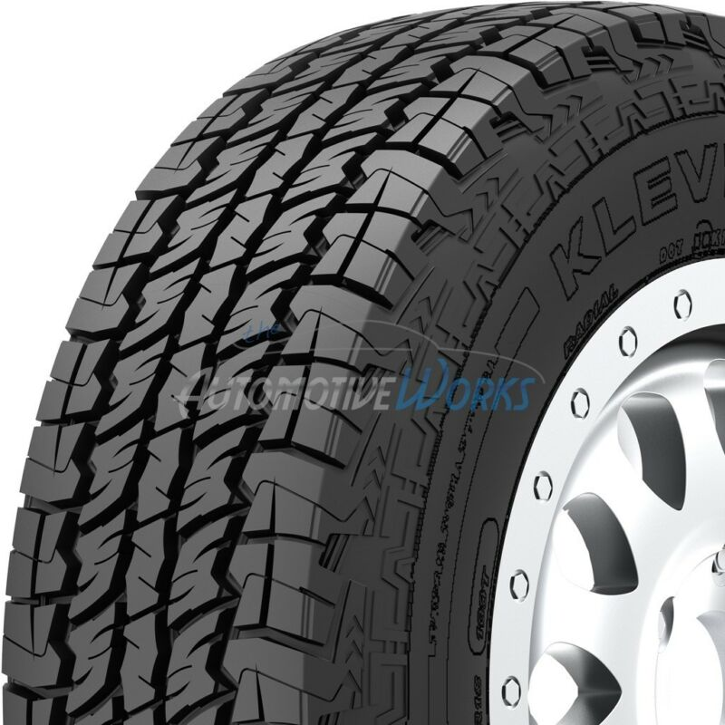 4 New LT265/75R16 Kenda Klever A/T KR28 All Terrain 10 Ply E Load Tires