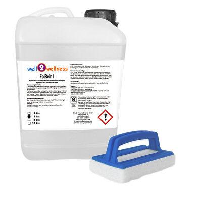 Desinfektionsreiniger 3,0 l plus Pad/ Poolreiniger / Pool Folienreiniger