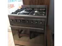 Neff cooker. Gas hob with electric oven/grill. Good condition. To be collected