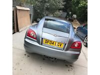 Chrysler crossfire 04 3.2 v6 low millage 52k good condition inside and out for age