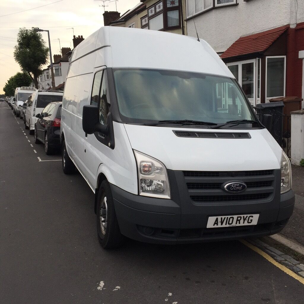 2010 ford transit t350 2 4 diesel manual white mot hpi clear full service quick sale