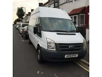 2010 FORD TRANSIT T350 2.4 DIESEL MANUAL WHITE MOT HPI CLEAR FULL SERVICE QUICK SALE
