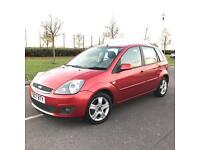 My Beloved Ford Fiesta zetec climate 1.4 for sale