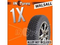 1x 185/55R15 Kingpin Tyre 185 55 15 Fitting Available x1 Tyres