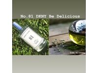 FM Fragrance 81 'inspired by' DKNY Be Delicious