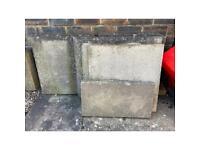 Various slabs- free