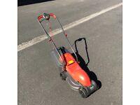 Lawnmower Flymo Speedo-Mo
