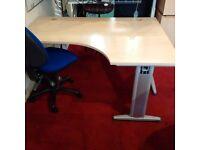 Radial Office Desk
