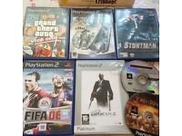 PlayStation 2 games, 7 ps2 games