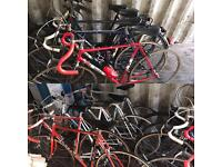 Huge variety of bikes for sale