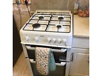 Gas Cooker - Beko, 4 stoves, Gas and Grill