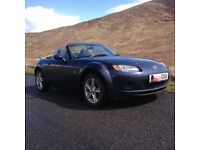 MAZDA MX-5. EVERY REAL DRIVER SHOULD TRY ONE.