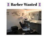Barber wanted •Monton•