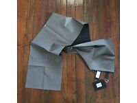 BRAND NEW Armani scarf with tags, grey