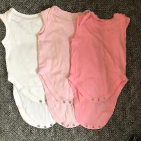3-6 months (68cm) baby clothes (bundle of 10)