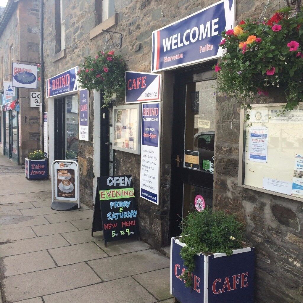 Cafe, Chinese Restaurant, Take Away Business for Sale