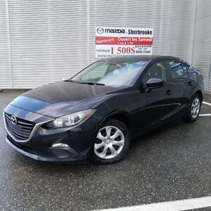 2016 Mazda Mazda3 51200KM CLIMATISEUR CAMERA DE RECUL
