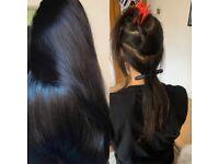 Nano rings/Micro rings/Slim Tape In/LA Weave Mobile hair stylist @ d comfy of ur home