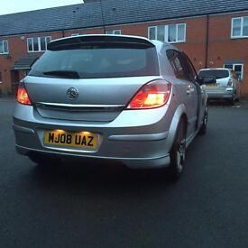Vauxhall Astra 1.9cdti sri xpack