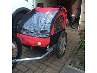 Bike trailer RRP £150