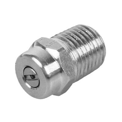 1.35mm High Pressure Washer Spray Fan Nozzle Tip Npt 25 Deg Stainless Steel