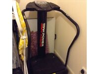 Good quality power plate