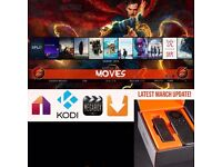 Firestick Fully Loaded for movies/ TV Series/ Sports Etc
