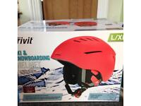 Large red helmet BNIB